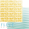 "Bloc 15 x 15 collection ""Holiday"" de Fleur Design"
