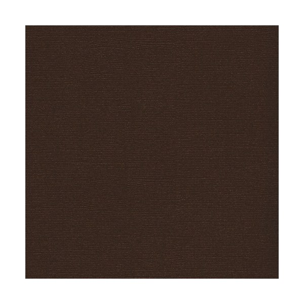 "Cardstock ""Deep brown"" - Scrapberry's"