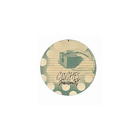 Badge Clichés souvenirs...
