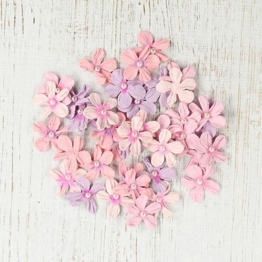 Fleurs Pearl Soft Touch LITTLE BIRDIE