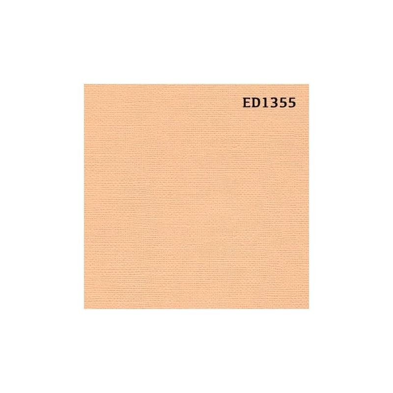 Papier cardstock uni 30 x 30 Melon EPHEMERIA