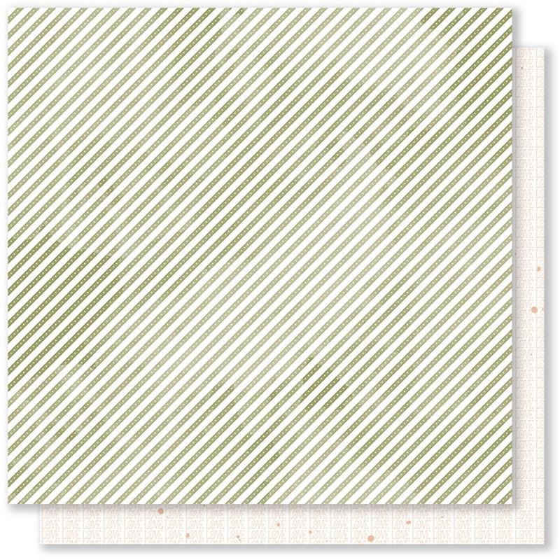 Feuille 04 scrapbooking 30 x 30 collection Plume MES P'TITS CISEAUX